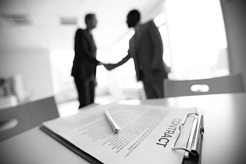 procedura redactare contracte